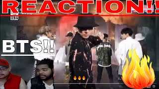 Video FIrst time?[BANGTAN BOMB] 'MIC Drop' stage @COMEBACK SHOW 'BTS DNA' - BTS (방탄소년단) (REACTION!!) MP3, 3GP, MP4, WEBM, AVI, FLV Mei 2018