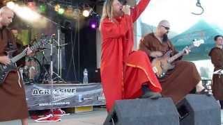 Video Darkside live @ Agressive Music Fest 2013 part 2