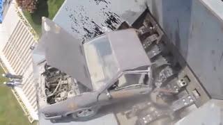 Video INCRÍVEL MÁQUINA DESTROI QUALQUER COISA MP3, 3GP, MP4, WEBM, AVI, FLV Agustus 2018