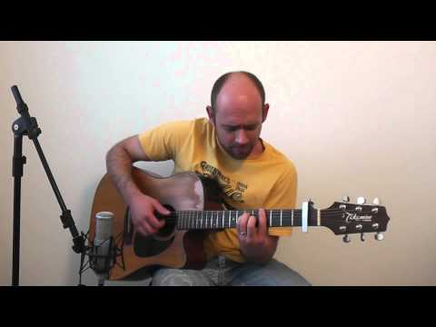 Layla (Eric Clapton) – Acoustic Guitar Solo Cover  (Violão Fingerstyle)