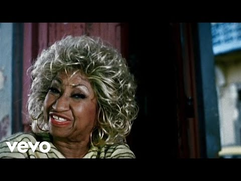 Celia Cruz - Contrapunto Musical (Video)