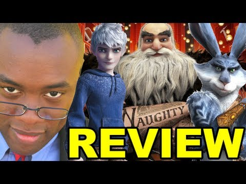RISE OF THE GUARDIANS MOVIE REVIEW (NO SPOILERS)