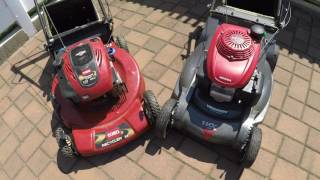 6. Honda vs. Toro (Toro Recycler 22 vs. Honda Hrx217) Which is better buy? + Overview
