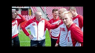 Video Stefan Raab trainiert den 1. FC Köln - Teil 1 - TV total MP3, 3GP, MP4, WEBM, AVI, FLV Oktober 2018