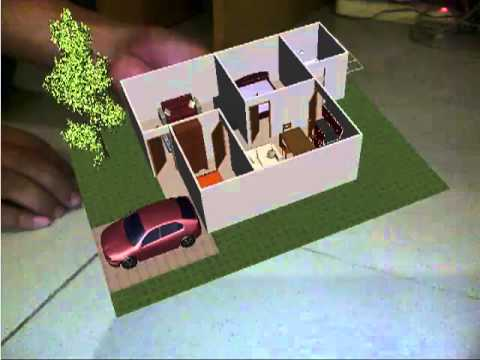 Augmented Reality for Property Developer / AR untuk Pengembang Perumahan