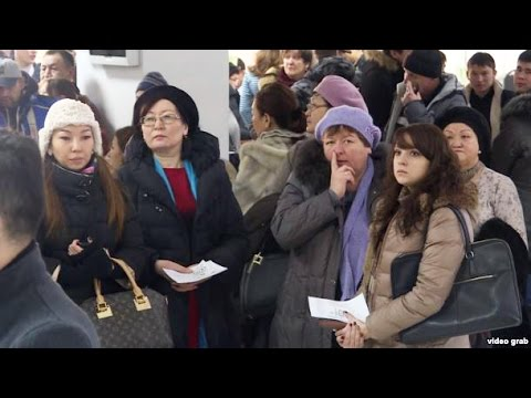 Казахстан начал жить по новым правилам регистрации (видео)