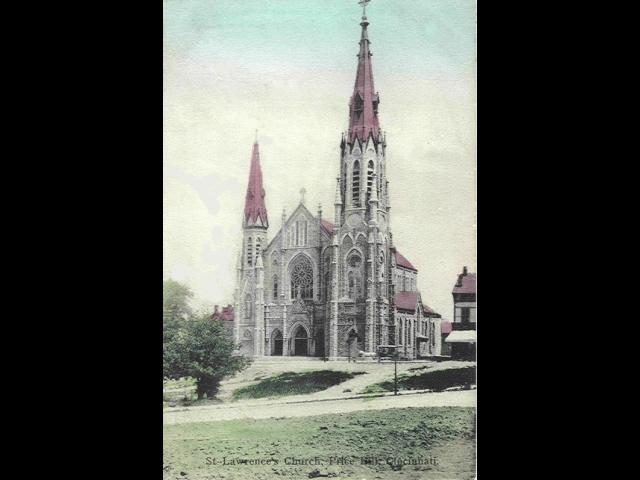 St   Lawrence  Catholic  Church,  Cincinnati,  Ohio