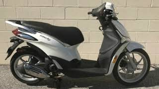5. The Hot New 2017 Piaggio Liberty Review