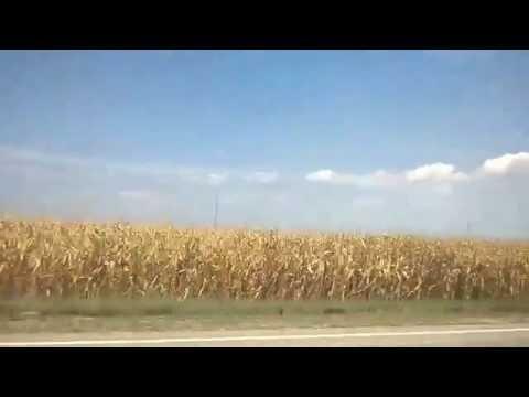 Путешествие по Краснодарскому краю. Горы. Природа. (видео)