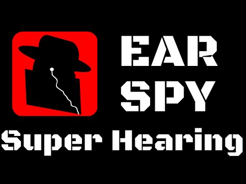 Video of Ear Spy: Super Hearing