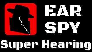 Ear Spy: Super Hearing YouTube video