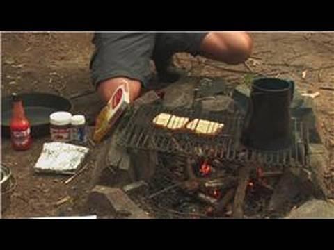Camping & Backpacking : Camping Cooking Tips
