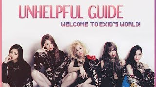 Download Video An Unhelpful Guide To EXID MP3 3GP MP4