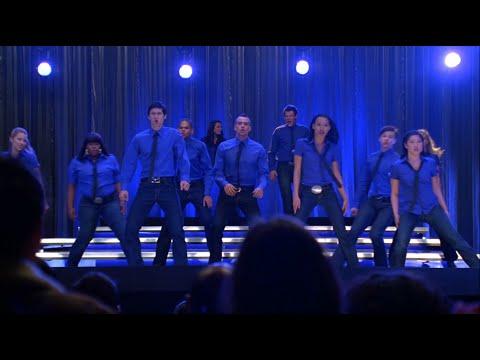 GLEE - Somebody To Love (Full Performance) HD (видео)