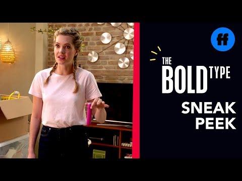 The Bold Type Season 3, Episode 2 | Sneak Peek: Best Friends Share Everything | Freeform