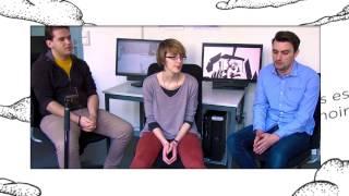 HINA Partie 3 : les coulisses d'un jeu narratif en réalité virtuelle. Interview de l'équipe
