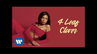 Ravyn Lenae - 4 Leaf Clover feat. Steve Lacy [Official Audio]