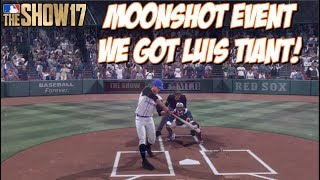We got super lucky in our last Moonshot Events run!!  Leave a Like and Subscribe for MLB The Show 17!➠Twitter - https://twitter.com/KPritz21Check out my MLB The Show 17 Playlists!➠ Ranked Seasons - https://www.youtube.com/playlist?list=PL5AHVL-omk8OB2IzhUoDwOmGViHd4BYvC➠ Epics, Missions, Packs & Programs - https://www.youtube.com/playlist?list=PL5AHVL-omk8PzjCnMDW8Efqr-wuc_sydQ➠ Road To The Show - https://www.youtube.com/playlist?list=PL5AHVL-omk8PmZI0c52cTu0iLCTt7OZ5hThanks for Watching!!