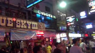 Walking Street Pattaya 11.12.12