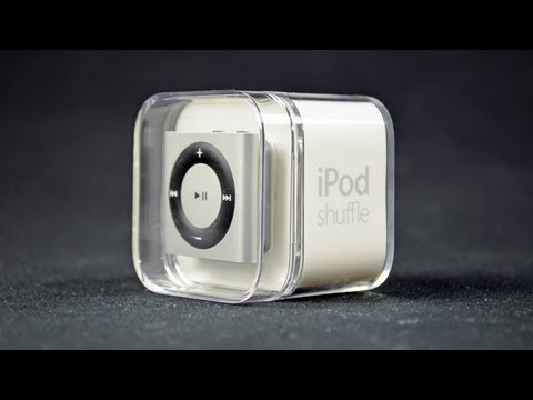 ipod unboxing - Review of the new 2012 4th Generation iPod Shuffle featuring new colors and finishes to match the iPhone 5, iPod Touch 5G, and iPod nano 7G. $49 (2GB Capacit...