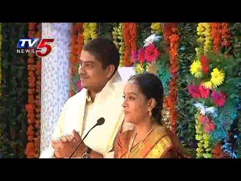 Couples Special | Sravana Snehitha | Part 3 : TV5 News 22 August 2014 04 PM