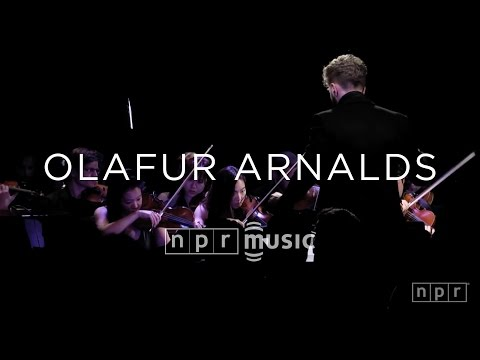 Arnalds - How can music be happy and sad at the same time? Listen to Olafur Arnalds and you'll hear it. Depending on your mood, the tone changes, and a song that may h...