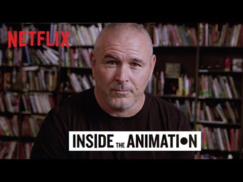 LOVE DEATH + ROBOTS | Inside the Animation: Tim Miller | Netflix