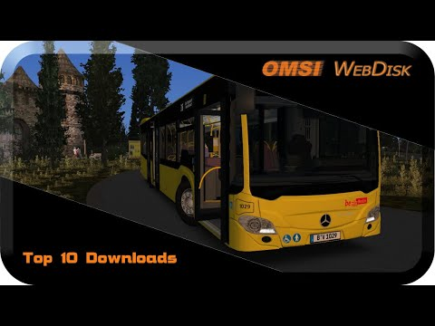 Top 10 Omsi 2 Downloads Februar 2021 by Omsi WebDisk *PC/HD/60FPS/DE*