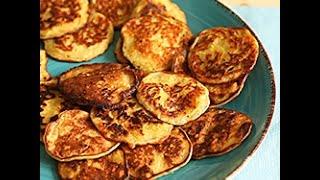 Videoricetta: pancake di zucchine