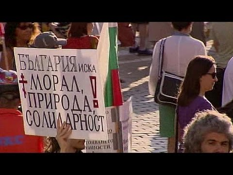 Bulgaria: 30 days of protests