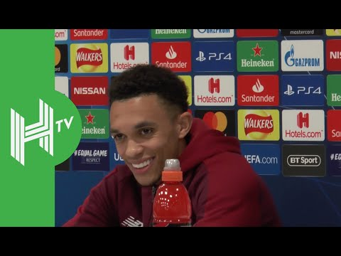 Alexander-Arnold: I won't show Lionel Messi any respect!