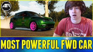 Nonton Forza Horizon 2 : MOST POWERFUL FWD CAR!!! (1000 Horsepower FWD Car) Film Subtitle Indonesia Streaming Movie Download