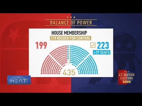 The Heat: US Midterm election results Pt1