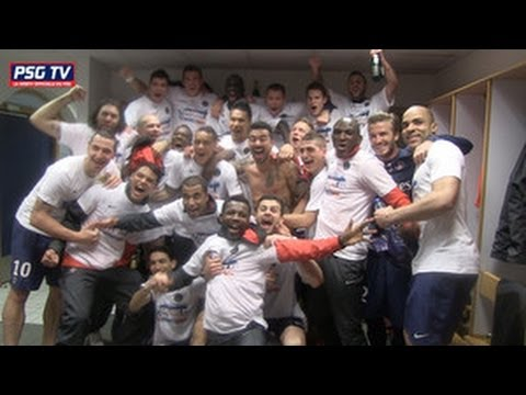 Parisiens et champions