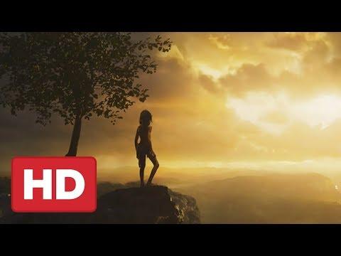 Mowgli Trailer (2018) Andy Serkis, Benedict Cumberbatch, Christian Bale