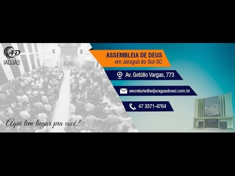 Culto Escola Bíblica - 01/10/2016