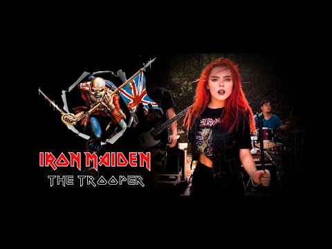 """Iron Maiden  """"The Trooper"""" Cover by Andrei Cerbu"""