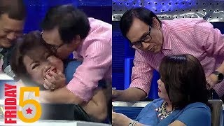 Video Friday 5: Most kilig moments of Dulce and Rey Valera as 'DuRey' loveteam in Its Showtime MP3, 3GP, MP4, WEBM, AVI, FLV Mei 2019