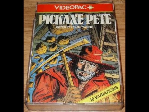 Nr. 43+ Pickel Peter | Philips Spielekonsolen | G7000 / G7400 / Videopac / Videopac+