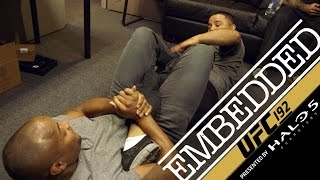 UFC 192 EMBEDDED Ep3