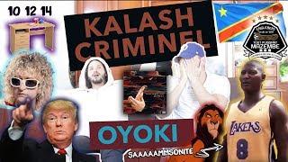 Video PREMIERE ECOUTE - KALASH CRIMINEL