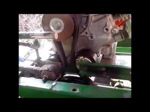 Мини трактор 4х4 переломка в городе Чебоксарах. Цена 57 рублей