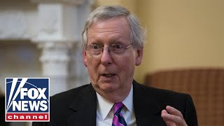 McConnell on remaining partial in impeachment: 'Let's quit the charade'