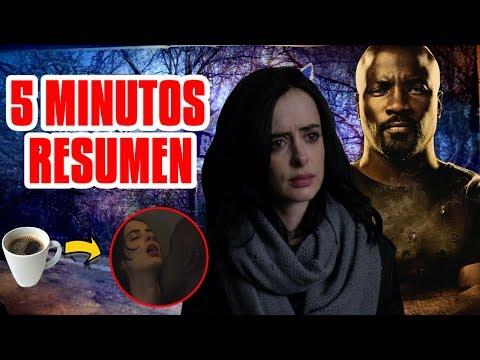 Jessica Jones + Luke Cage en 5 minutos - Resumen