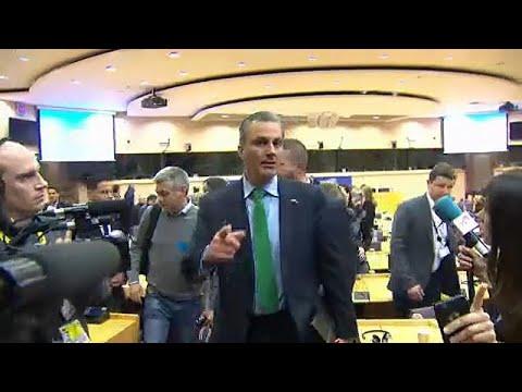 Ευρωκοινοβούλιο: Διαμαρτυρία για την παρουσία ακροδεξιού κόμματος…