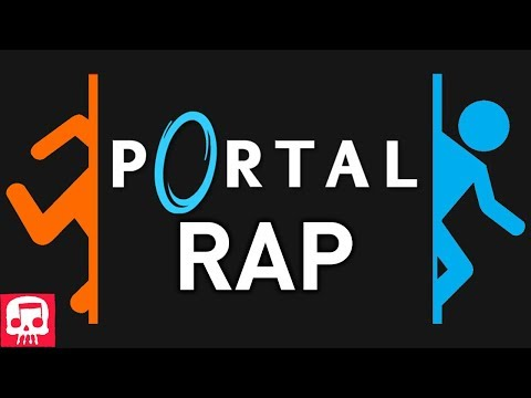 "Portal Rap by Jt Music (Feat. Andrea Kaden) - ""As One Door Closes"""
