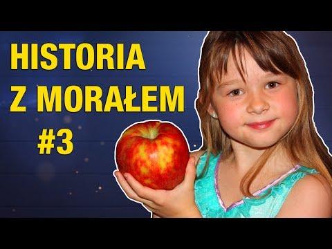 Nutrition - Dziewczynka z dwoma jabłkami  Historia z morałem #3
