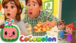 Johny Johny Yes Papa (Parents Version) | CoCoMelon Nursery Rhymes & Kids Songs