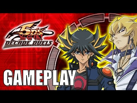 Yu-Gi-Oh ! 5D's Decade Duels Xbox 360