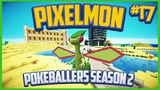 Pixelmon Server Pokeballers Adventure Season 2 Episode 17 - New Epic Spawn!